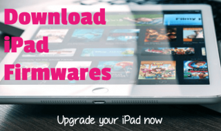 Where To Download iPad Firmware Files From