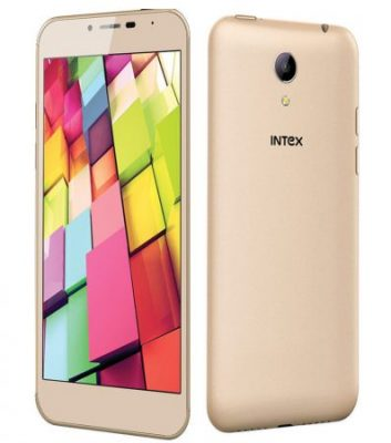 Intex Cloud 4G Star - Latest Android phones under 10000