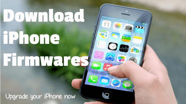 TechAio Download iPhone Firmwares
